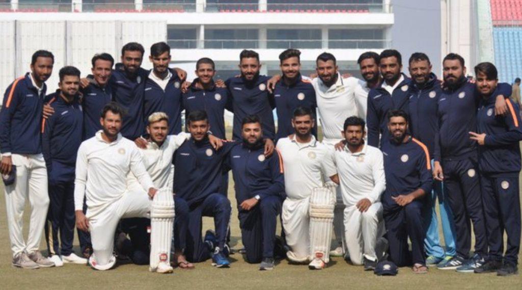 Ranji Trophy 2020 Final: रणजी ट्रॉफीचा अंतिम सामना ड्रॉ, सौराष्ट्रने जिंकले पहिले जेतेपद