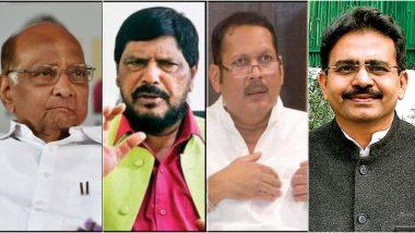 Rajya Sabha Election 2020: महाराष्ट्रातून सातही उमेदवार बिनविरोध; रामदास आठवले, शरद पवार, उदयनराजे भोसले, राजीव सातव यांसह दिग्गजांचा समावेश