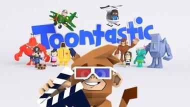 Google 3D Animals ला कंटाळला असाल तर ट्राय करा Toontastic 3D Cartoon App, अफलातून गेम्सच्या माध्यमातून बनवा स्वत: अॅनिमेटेड कार्टून्स