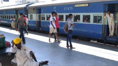Ganpati Special Trains: गुजरात हुन कोकणासाठी मध्य आणि पश्चिम रेल्वे सोडणार गणपती स्पेशल ट्रेन, तिकिट बुकिंगची वेळ, तारिख जाणुन घ्या