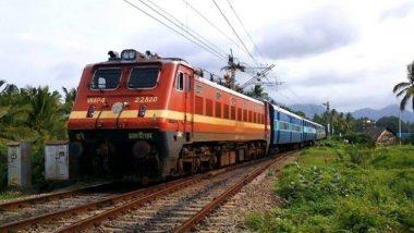 भारतीय रेल्वे प्रशासनाकडून 12 मे पासून सुरु होणाऱ्या 30 स्पेशल गाड्यांचे वेळापत्रक जाहीर, जाणून घ्या वेळ