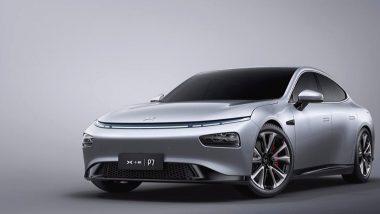 चीनने बनवली सर्वात जास्त ड्रायव्हिंग रेंज देणारी इलेक्ट्रिक कार; P7 ला एकदा चार्ज केल्यावर धावणार 700 km, Tesla Model 3 ला देणार टक्कर