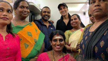 तृतीयपंथींयांसाठी सुरु करण्यात आलेल्या देशातल्या पहिल्या शेल्टर होमसाठी खिलाडी अक्षय कुमार ने केली दीड कोटीची मदत