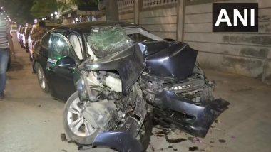 मुंबई: वरळी मध्ये भरधाव BMW च्या भीषण अपघातात 3 ठार तर 1 जखमी, मृतांमध्ये 6 महिन्यांच्या चिमुकलीचा समावेश