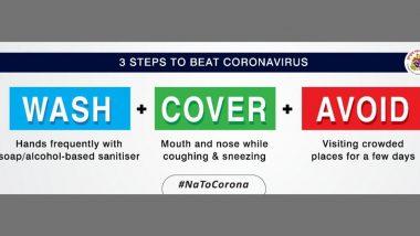 कोरोना व्हायरस जनजागृती करणारे होर्डिंग्स लावण्याचे मुंबई महानगरपालिकेचे आदेश; नियम न पाळण्यास BMC करणार कठोर कारवाई