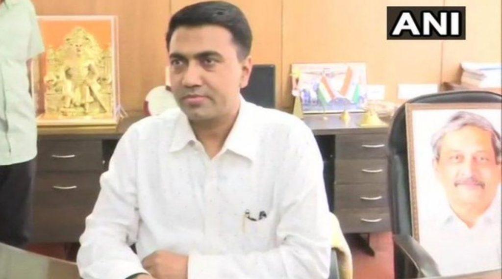 Goa CM Pramod Sawant Tests Corona Positive: गोव्याचे मुख्यमंत्री डॉ. प्रमोद सावंत यांना कोरोनाची लागण; Asymptomatic असल्याने होम आयसोलेशन मध्ये