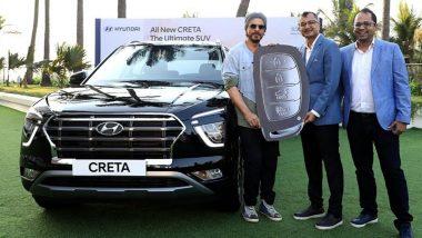 शाहरुख खान बनला 2020 Hyundai Creta चा पहिला भारतीय मालक, जाणून घ्या या लक्झरी कारची वैशिष्ट्ये