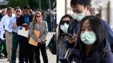 Coronavirus: अमेरिकेत बेरोजगारीने मोडला विक्रम; तब्बल 33 लाख लोकांनी केला Unemployment Benefits साठी अर्ज