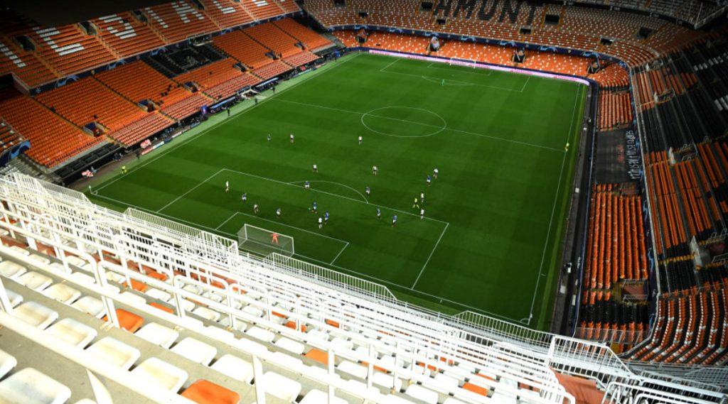 कोरोनाचा कहर: स्पॅनिश फुटबॉल क्लब Valencia च्या 35% संघाला COVID-19 ची लागण,मागील महिन्यात केला होता इटलीचा दौरा