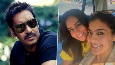 अजय देवगण-काजोल ची मुलगी न्यासा ला कोरोनाची लागण? अजयने सांगितली खरी हकिगत
