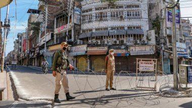 महाराष्ट्रात लॉकडाउनच्या काळात कलम 188 नुसार 91 हजरांपेक्षा अधिक गुन्हे दाखल; 18 हजार 48 जणांना पोलिसांकडून अटक