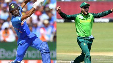 IND vs SA 1st ODI Highlights: भारत-दक्षिण आफ्रिका पहिली वनडे रद्द,लखनऊमध्ये 15 मार्चला होणार मालिकेचा दुसरा सामना