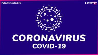 Maharashtra COVID19 Updates: महाराष्ट्रात सोमवारी 4877 नव्या रुग्णांची नोंद, 53 मृत्यू