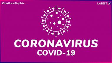 Coronavirus in India: आज देशात कोविड-19 चे 3,32,730 नवे रुग्ण; 2,263 मृतांची नोंद