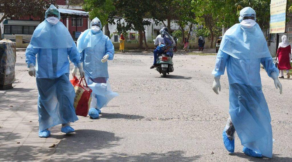 सिंधुदुर्ग: कणकवली शहरात यापुढे 'नो कंटेनमेंट झोन'; फक्त COVID-19 पॉझिटिव्ह रुग्णांची घरे सील करणार