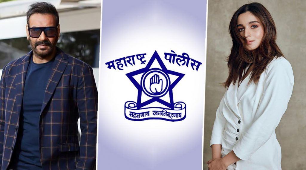 Coronavirus: मुंबई पोलिसांच्या भावनिक व्हिडिओ ला पाठिंबा दर्शवत अजय देवगण आणि आलिया भट यांनी आपल्या फिल्मी अंदाजात दिला जनतेला मोलाचा संदेश