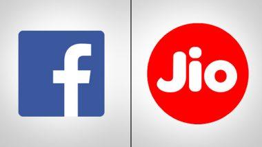 Reliance Jio मध्ये Facebook करणार 43,574 कोटींची मोठी गुंतवणूक; Global Pandemic च्या पार्श्वभूमीवर घेतला मोठा निर्णय