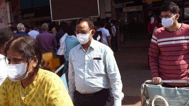 भारतात 12 तासांत कोरोना व्हायरसच्या 240 रुग्णांची नोंद; देशातील संक्रमणाची एकूण संख्या 1637 वर