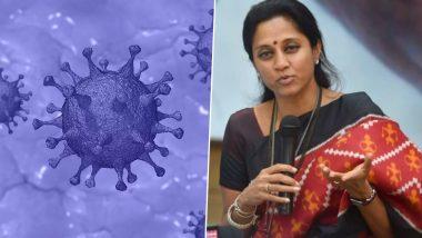 कोरोना व्हायरस कुठे, किती काळ टिकतो? खासदार सुप्रिया सुळे यांनी खास ट्विटच्या माध्यमातून दिली माहिती