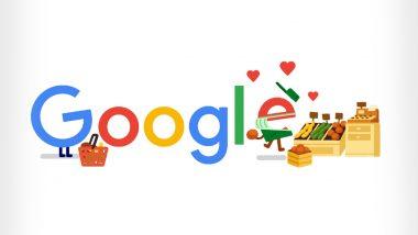 कोरोना विषाणूशी लढणाऱ्या मदतगारांना धन्यवाद Google Doodle: गुगलने अॅनिमेटेड डुडलच्या माध्यमातून Coronavirus Pandemic दरम्यान काम करणाऱ्या Teachers, Childcare Workers ना केले अभिवादन!