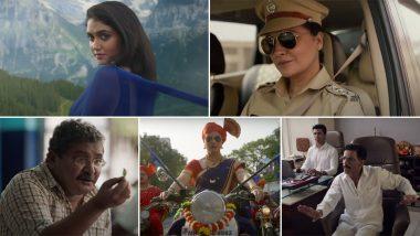 Hundred Trailer: 'रिंकू राजगुरु'चा हिंदी वेबसिरिज 'हंड्रेड'द्वारे डिजिटल डेब्यू; लारा दत्तासोबत गुप्तहेर बनून उडवली धमाल (Video)