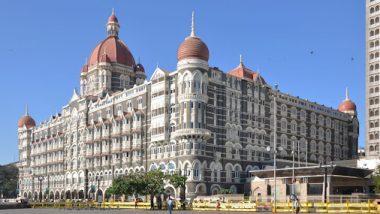 COVID-19: दक्षिण मुंबई येथील पंचतारांकीत ताज महल पॅलेस हॉटेलमध्ये कोरोनाचे 6 रुग्ण आढळले