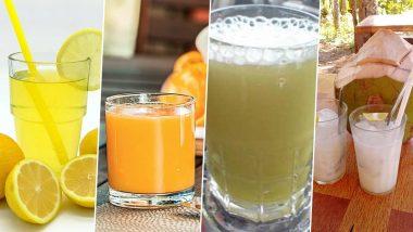 Summer Health Tips: उन्हाळ्यात शरीर थंड ठेवण्यासाठी प्या 'ही' गुणकारी पेय