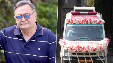 Rishi Kapoor Funeral: अभिनेते ऋषी कपूर पंचतत्वात विलीन; सैफ अली खान, करीना कपूरसह अनेकांनी उपस्थित राहून रणबीर कपूर, नीतू सिंह यांना दिला मानसिक आधार