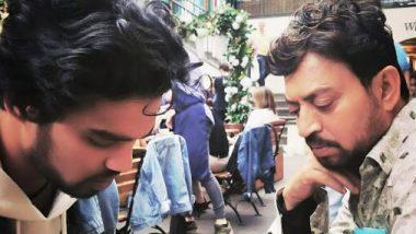 RIP Irfan Khan: इरफान खान याची दोन्ही मुले बाबिल आणि अयान खान करतात 'हे' काम!