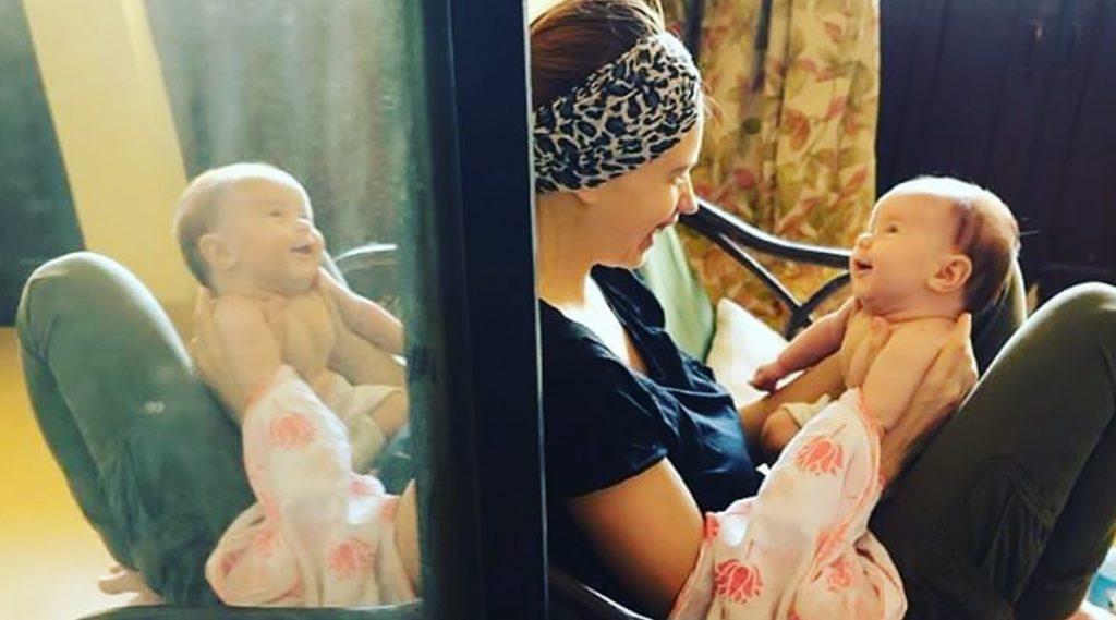 लॉकडाऊनच्या काळात कल्की कोचलिन आपल्या गोंडस मुलीसह खेळतानाचे सुंदर क्षण कॅमे-यात कैद, नक्की पाहा