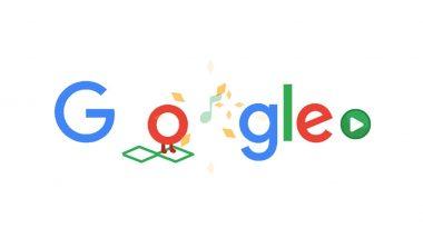 Popular Google Doodle Games च्या सीरीजमध्ये आज Fischinger चं म्युझिकल डुडल; असा खेळा हा गेम!