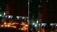 DiyaJalao Campaign: लाईट्स घालवले, दिवे पेटवले; पीएम नरेंद्र मोदी यांच्या आवाहानाला जनतेचा प्रतिसाद, लक्ष लक्ष दिव्यांनी उजळला भारत (Video)