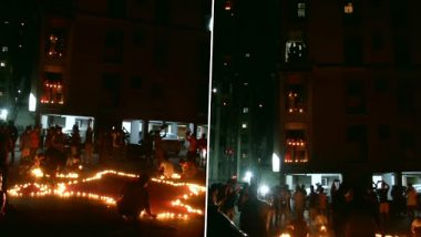 DiyaJalao Campaign: पीएम मोदी यांच्या आवाहानानंतर लक्ष लक्ष दिव्यांनी उजळला भारत; देशात ठिकठिकाणी लाईट्स मालवून दिव्यांची आरास