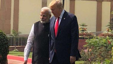 अमेरिकेचे राष्ट्राध्यक्ष डोनाल्ड ट्रम्प यांचे भारत-चीन संबंधांवरील वक्तव्य भारताने खोडून काढले; ट्रम्प-मोदी यांचे शेवटचे संभाषण 4 एप्रिल रोजी झाल्याचा खुलासा