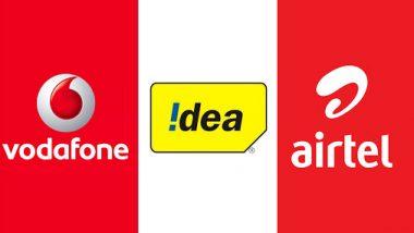 Airtel, Vodafone-Idea च्या ग्राहकांना मोठा दिलासा; प्री पेड प्लॅन्सच्या वैधतेत 3 मे पर्यंत वाढ