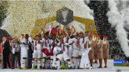 AFC आशिया चषक 2027 स्पर्धेचे आयोजन करण्यासाठी भारताने सादर केली अधिकृत बोली