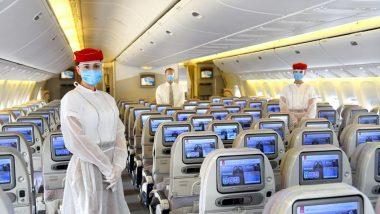 Emirates कर्मचार्यांच्या युनिफॉर्ममध्ये Coronavirus Pandemic दरम्यान खबरदारीचा उपाय म्हणून बदल; पहा नव्या Dress Code ची झलक!