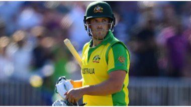 Australia Cricket Team: वेस्ट इंडिज-बांग्लादेश दौऱ्यातून आरोन फिंच याची एक्सिट, टी-20 वर्ल्ड कप स्पर्धेपूर्वी ऑस्ट्रेलियाला मोठा धक्का