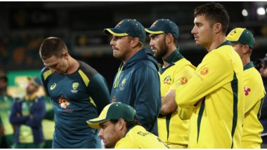 AUS's Likely Playing XI for 1st ODI vs IND: टीम इंडियाविरुद्ध असा असेल ऑस्ट्रेलियाचा संभावित प्लेइंग इलेव्हन, पहा कुणाला मिळू शकते स्थान
