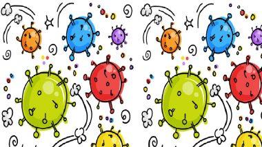 Coronavirus: देशातील कोरोना व्हायरस बाधित रुग्णांची एकूण संख्या 1834 वर पोहोचली; 41 जणांचा मृत्यू, 144 जणांची प्रकृती सुधारली