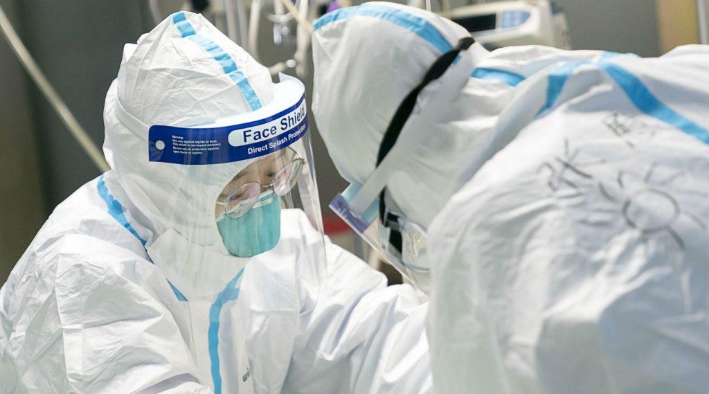 Coronavirus Outbreak: अमेरिकेत गेल्या 24 तासांत 1,783 कोरोना बाधितांचा मृत्यू; देशातील मृतांचा आकडा 16000 वर