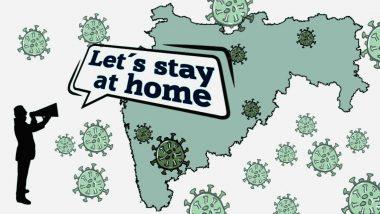 Coronavirus Cases In Maharashtra: महाराष्ट्रात कोरोना व्हायरस संक्रमितांचा आकाडा आज स्थिर, मृतांच्या संख्येत वाढ