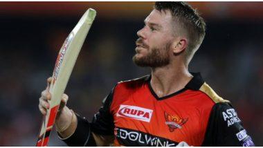 SRH vs CSK IPL 2021: David Warner याचा डबल धमाका, टी-20 क्रिकेटमध्ये हा करिष्मा करणारा बनला चौथा फलंदाज