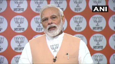 Coronavirus: कोरोना व्हायरस संकटाच्या उपाययोजनांबद्दल WHO कडून भारताचे कौतुक - पंतप्रधान नरेंद्र मोदी