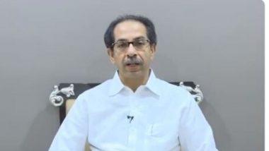 महाराष्ट्र सरकारचा टीव्ही उत्पादन आणि फिल्मिसिटी मध्ये शुटिंग सुरु करण्याचा विचार- मुख्यमंत्री उद्धव ठाकरे