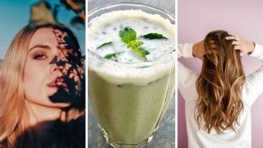 Beauty Tips For Summer: मुलायम केस आणि टवटवीत त्वचेसाठी ताकाचा 'असा' ही करता येईल वापर; जाणून घ्या