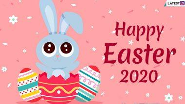 Easter Sunday 2020 HD Images: ईस्टर सणानिमित्त खास HD Greetings, Wallpapers, Wishes च्या माध्यमातून शुभेच्छा देऊन, साजरा करा प्रभू येशूच्या पुनरुत्थानाचा दिवस