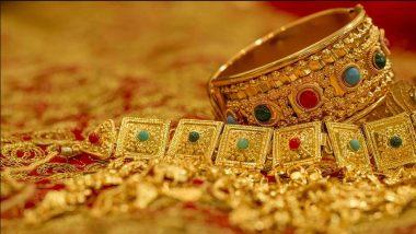 Gold Price Today: सोनेच्या दरात मोठी घसरण; जाणून घ्या आजची नवी किंमत