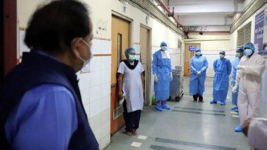 मुंबई: COVID 19  चा धोका पाहता आरोग्य कर्मचार्यांचे कॉन्ट्रॅक्ट्स संपत असल्यास ते वाढवण्याचा डीन, Medical Superintendents ना अधिकार : BMC