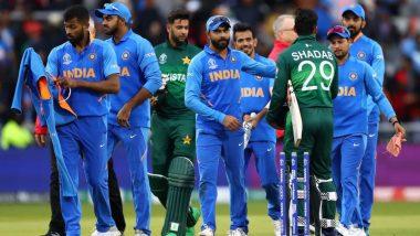 IND vs PAK T20I Series: भारत आणि पाकिस्तान संघ 2021 च्या उत्तरार्धात खेळणार टी-20 मालिका, पाकिस्तानी मीडियाचा दावा